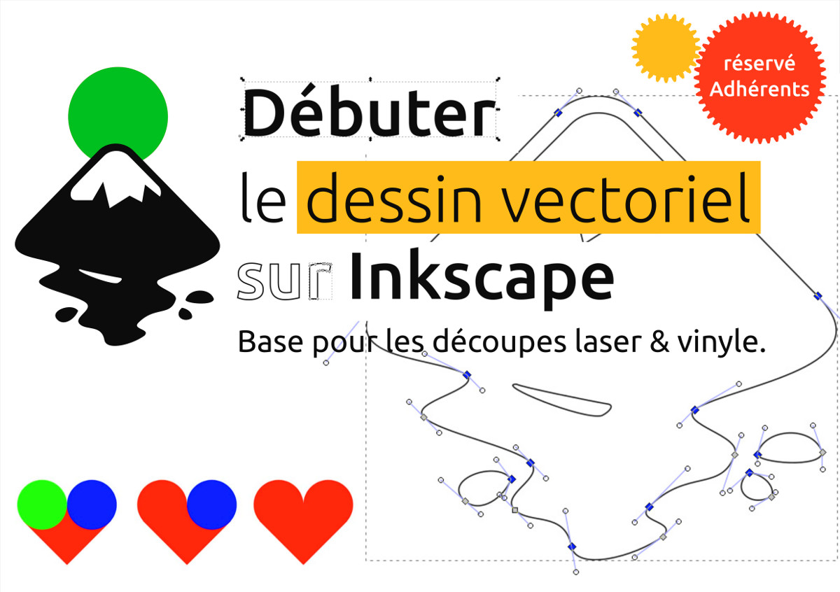 Initiation Inkscape