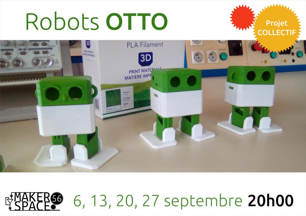 Groupe Robots OTTO