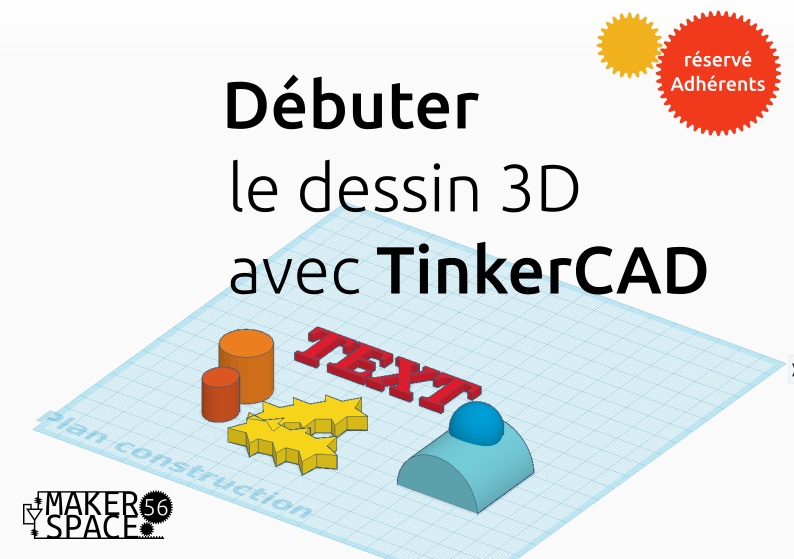 Initiation TinkerCAD