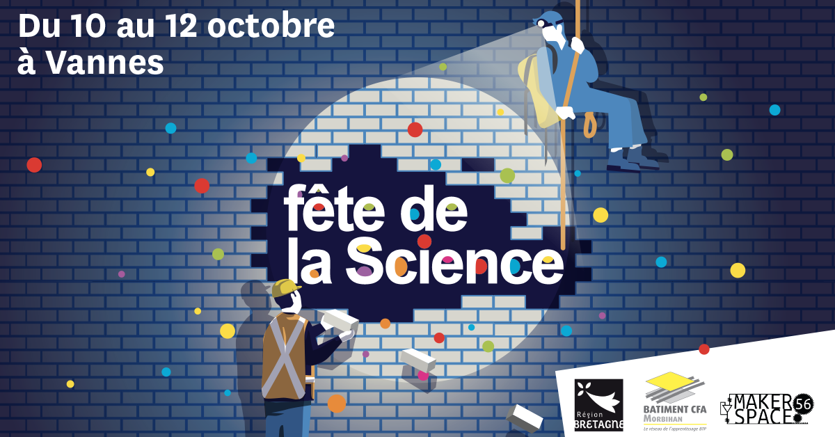 Fête de la Science : Constructions Intelligentes